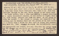 Letter from Katherine Anne Porter to Paul Porter Jr., March 30, 1957