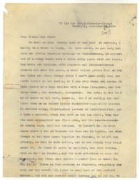 Letter from Katherine Anne Porter to Ford Maddox Ford and Janice Biala, December 29, 1934