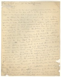 Letter from Katherine Anne Porter to Ford Maddox Ford and Janice Biala, March 22, 1932