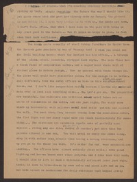 Letter from Katherine Anne Porter to Eugene Pressly, November 24, 1931