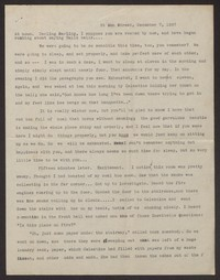 Letter from Katherine Anne Porter to Albert Erskine, December 07, 1937