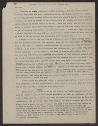 Letter from Katherine Anne Porter to Eugene Pressly, May 10, 1934