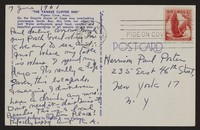 Letter from Katherine Anne Porter to Paul Porter Jr., June 07, 1961