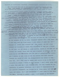Letter from Katherine Anne Porter to William Humphrey, February 26, 1966