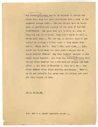 Letter from Katherine Anne Porter and Eugene Pressly to Ford Maddox Ford and Janice Biala, October 24, 1933