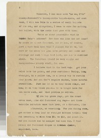 Letter from Katherine Anne Porter to Gay Porter Holloway, March 13, 1920