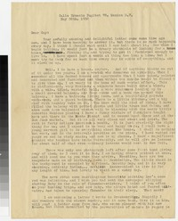 Letter from Katherine Anne Porter to Gay Porter Holloway, May 30, 1930