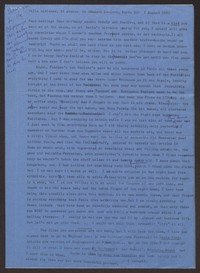 Letter from Katherine Anne Porter to Paul Porter Jr., August 01, 1963