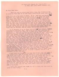 Letter from Katherine Anne Porter to William Goyen, June 22, 1951