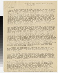 Letter from Katherine Anne Porter to Gay Porter Holloway, July 03, 1936
