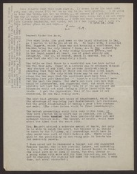 Letter from Katherine Anne Porter to Albert Erskine, March 10, 1942