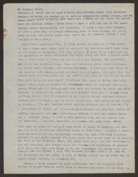 Letter from Katherine Anne Porter to Eugene Pressly, January 24, 1932