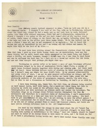 Letter from Katherine Anne Porter to Donald Elder, March 3, 1944