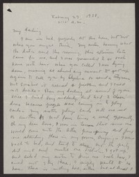 Letter from Katherine Anne Porter to Albert Erskine, February 23, 1938