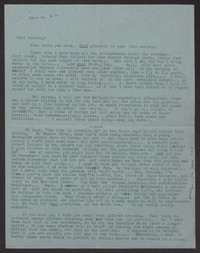 Letter from Katherine Anne Porter to Albert Erskine, March 22, 1941