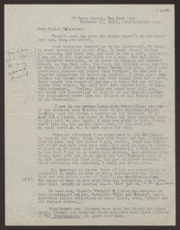 Letter from Katherine Anne Porter to Eugene Pressly, February 13, 1937