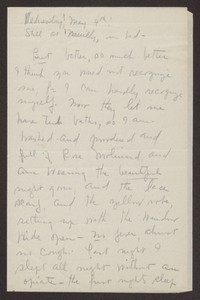 Letter from Katherine Anne Porter to Eugene Pressly, May 04, 1932