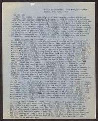 Letter from Katherine Anne Porter to Paul Porter Jr., June 06, 1952