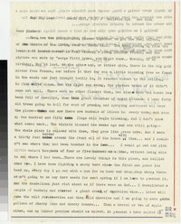 Letter from Katherine Anne Porter to Gay Porter Holloway, May 30, 1943