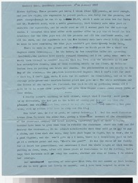 Letter from Katherine Anne Porter to Gay Porter Holloway, January 30, 1957