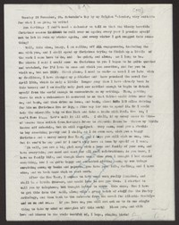 Letter from Katherine Anne Porter to Ann Holloway Heintze, November 29, 1955