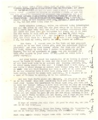 Letter from Katherine Anne Porter to Isabel Bayley, December 16, 1953