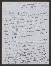 Letter from Katherine Anne Porter to Paul Porter Jr., September 22, 1975