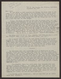 Letter from Katherine Anne Porter to Eugene Pressly, September 28, 1937