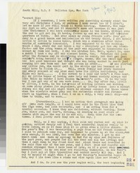 Letter from Katherine Anne Porter to Gay Porter Holloway, January 05, 1943