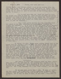 Letter from Katherine Anne Porter to Eugene Pressly, March 07, 1936