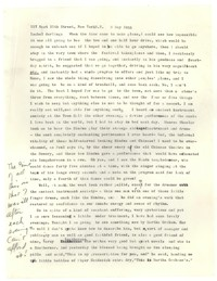 Letter from Katherine Anne Porter to Isabel Bayley, May 08, 1955