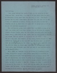 Letter from Katherine Anne Porter to Albert Erskine, June 27, 1941