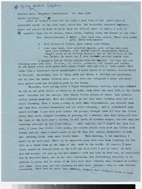 Letter from Katherine Anne Porter to Gay Porter Holloway, June 23, 1957