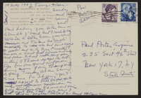 Letter from Katherine Anne Porter to Paul Porter Jr., May 19, 1963