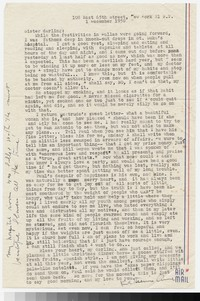 Letter from Katherine Anne Porter to Gay Porter Holloway, December 01, 1950