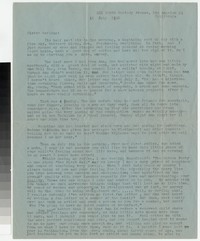 Letter from Katherine Anne Porter to Gay Porter Holloway, July 11, 1945