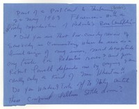 Letter from Katherine Anne Porter to Tinkum Brooks, May 22, 1963