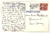 Letter from Katherine Anne Porter to Barbara Harrison Wescott, December 30, 1961