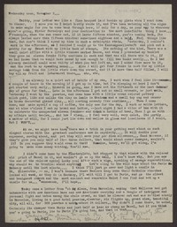 Letter from Katherine Anne Porter to Eugene Pressly, November 02, 1932