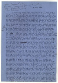 Letter from Katherine Anne Porter to Ernestine Evans, June 01, 1948