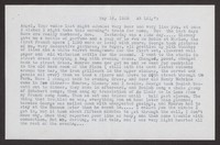 Letter from Katherine Anne Porter to Albert Erskine, May 16, 1939