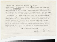 Letter from Katherine Anne Porter to Gay Porter Holloway, October 18, 1955
