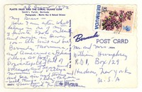 Letter from Katherine Anne Porter to William Humphrey and Dorothy Humphrey, August 28, 1972