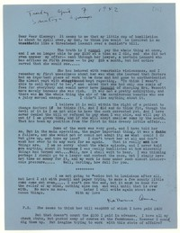 Letter from Katherine Anne Porter to Glenway Wescott, April 07, 1942