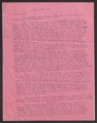 Letter from Katherine Anne Porter to Paul Porter Jr., August 23, 1949