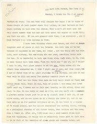 Letter from Katherine Anne Porter to Barbara Harrison Wescott, August 07, 1950