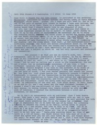 Letter from Katherine Anne Porter to William Humphrey, June 11, 1965