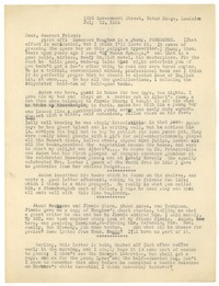 Letter from Katherine Anne Porter to Glenway Wescott, July 10, 1939