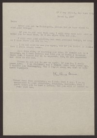 Letter from Katherine Anne Porter to Eugene Pressly, March 02, 1937
