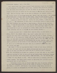 Letter from Katherine Anne Porter to Eugene Pressly, January 18, 1932